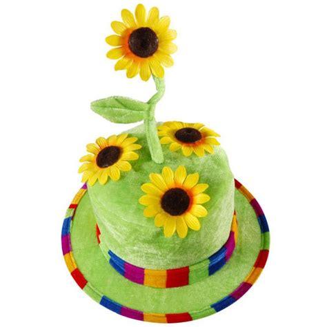 Flower Power Style by Sonnenblumen Hut Flower Power Style