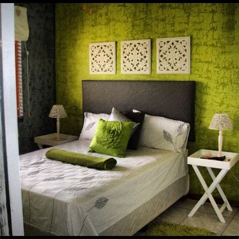 Pinterest Bedroom Decor Lime Green Grey And White Zen Interiors Interiors