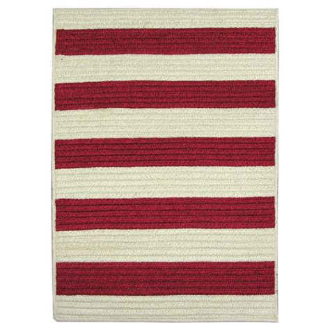 Nautical Outdoor Rug Nautical Stripe Indoor Outdoor Runner Rug 2 X 9