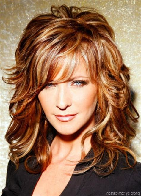 latest layered shaggy hair pictures 2018 latest long shaggy layers hairstyles