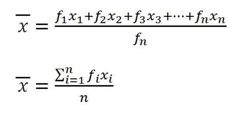 Rumus Dan Data Dalam Aplikasi Statistika rumus statistika data tunggal dan kelompok flash