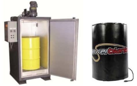barrel warmer drum heating equipment barrelwarmercom drum heaters drum ovens box by benko products