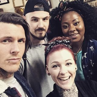 tattoo fixers season 1 cast 17 best images about tattoo work and fixers on pinterest