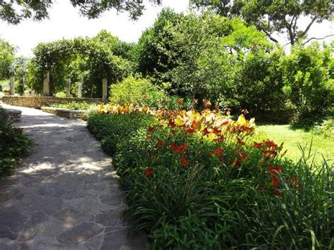 Botanical Gardens Fort Worth Hours The Waterfall Conservatory Picture Of Fort Worth Botanic Garden Fort Worth Tripadvisor
