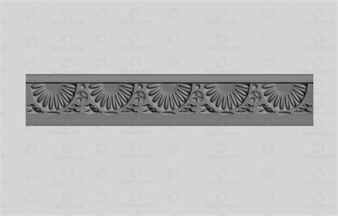 Decorative Cornice 3d model decorative cornice for free