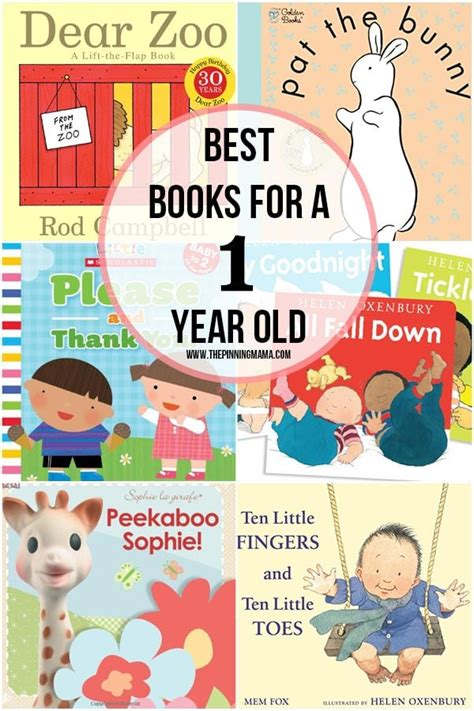 Best Books For 1 Year The Pinning