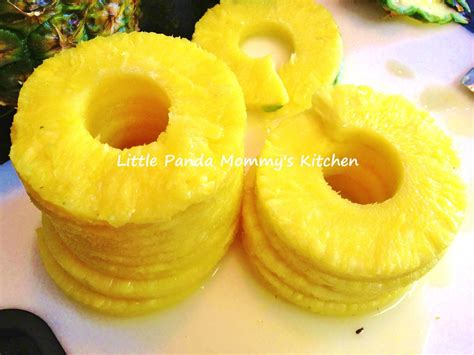 Pineapple I Mommyi pineapple slicer panda s