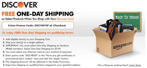 amazon free shipping free shipping amazon discover coupons are great