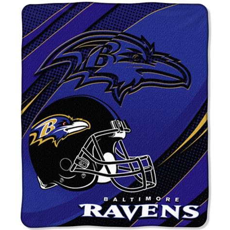 baltimore ravens l shade baltimore ravens nfl micro raschel blanket 50 quot x 60 quot