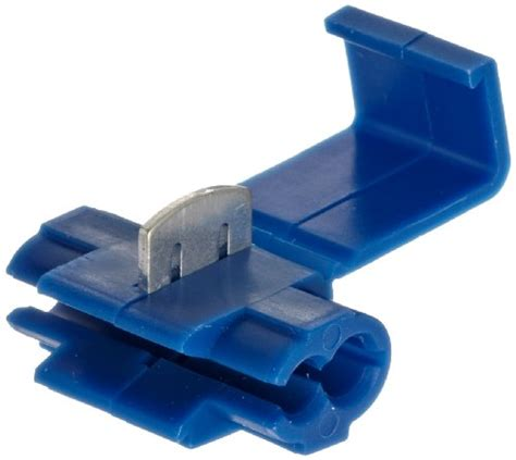 how do wire connectors work morris products 10774 splice connector blue 18 14