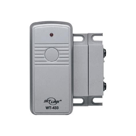 skylink wireless door window sensor for security alarm