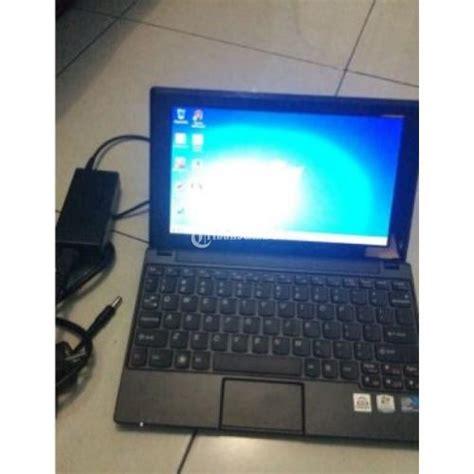 Laptop Bekas Lenovo S10 3 notebook lenovo s10 3 second 10 inc ram 2gb 360gb vga