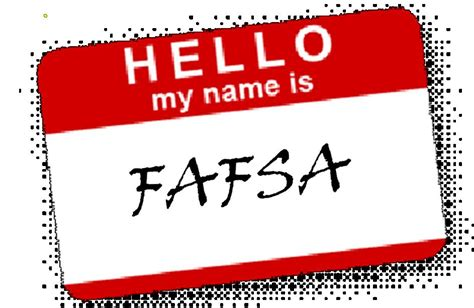 Mba Fasfa by Filing Your Fafsa And Other Finaid Applications College