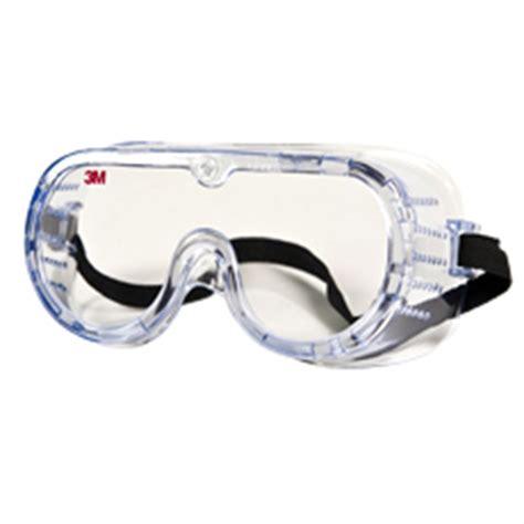 Goggle Gear Clr 3m A F Lns Gg501sgaf Pe Each 3m safety goggles bunnings warehouse