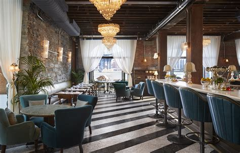soho house menu soho house opens chic public restaurant in dumbo s new empire stores gothamist