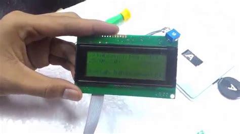 Mesin Absensi Rfid mesin absensi dengan rfid elka 2013 pens