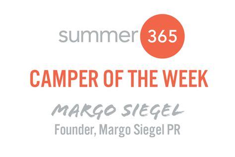 The Week Of Pr by Cer Of The Week Margo Siegel Founder Of Margo Siegel Pr