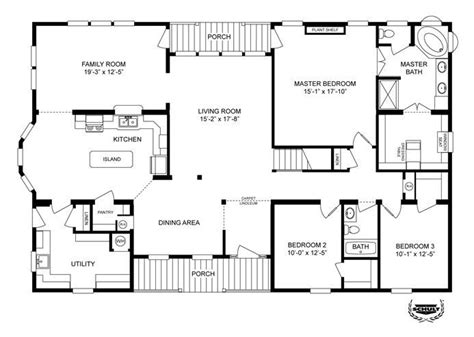 oakwood mobile home floor plans luxury oakwood mobile home floor plans new home plans design