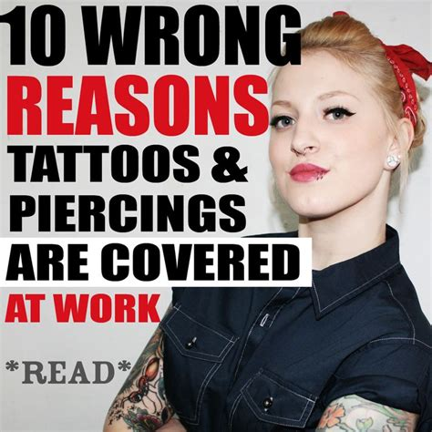 companies that allow tattoos 1000 images about acceptance in the workplace on