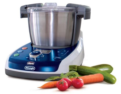robottino da cucina baby meal il robot chicco de longhi trasforma la