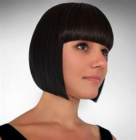 Die Schönsten Frisuren 2016 by 19 Bob Frisuren Mit Pony Mittellange Haare Frisur