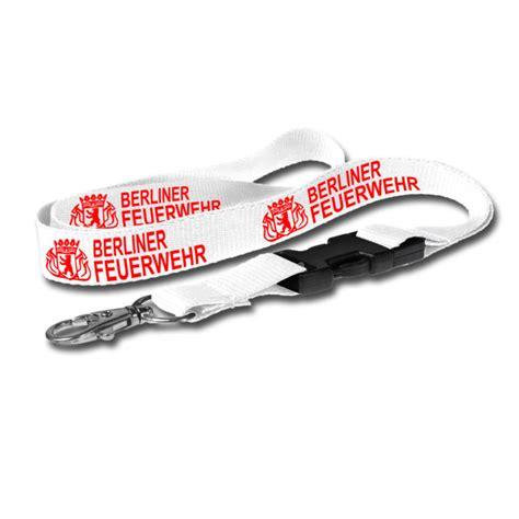 Berliner Feuerwehr Aufkleber by Bf Schl 252 Sselband Wei 223 Hauptstadtfeuerwehr