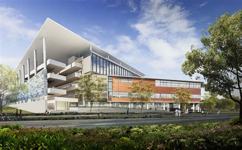 designboom hospital construction begins on perkins will s ghana ridge hospital