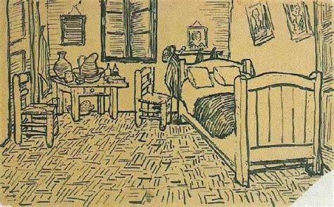 van gogh arles bedroom vincent s bedroom in arles 1888 vincent van gogh