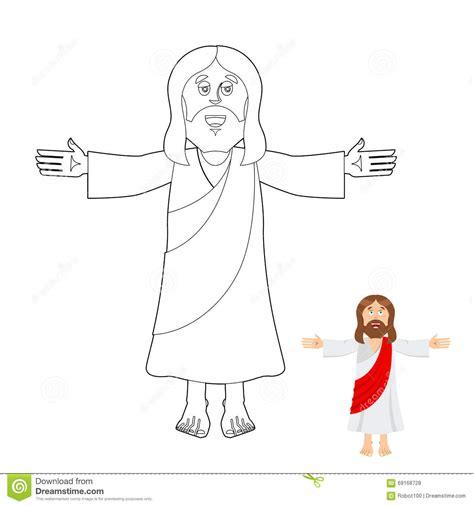 imagenes de jesus con niños para colorear libro de colorear de jes 250 s dibujo del jesucristo para los