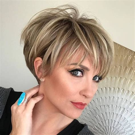 Best Hairstyles With Glasses by 2018 Best Of Pixie Hairstyles With Glasses