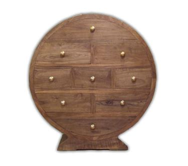 Commode Ronde by Commode Ronde Tendances Decos