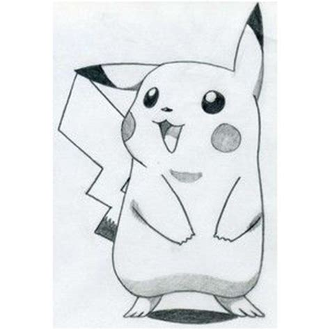 Easy Things To Draw On Yourself by Easy Things To Draw For Beginners How To Draw Pikachu
