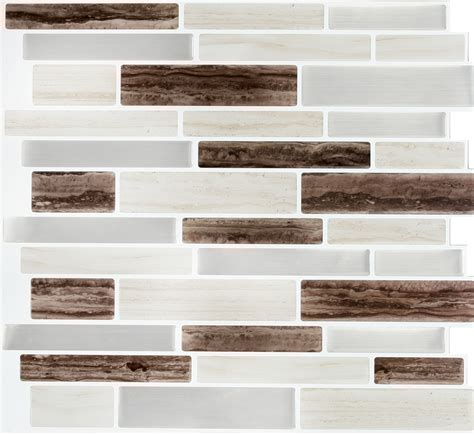 self stick kitchen backsplash diy self stick backsplash tiles lot decorative