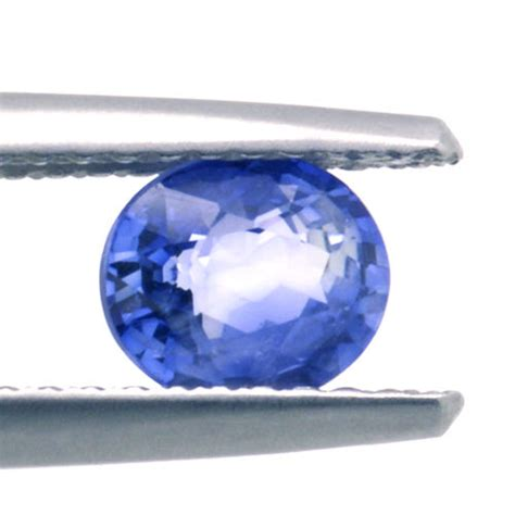 Blue Sapphire 4 0 Ct blue sapphire 0 84 ct no reserve price catawiki