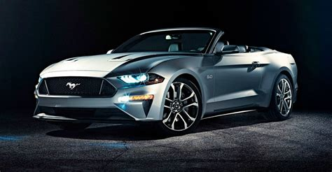 ford mustang convertible revealed caradvice