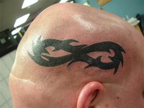 infinity tribal tattoo 11 awesome tribal infinity tattoos only tribal