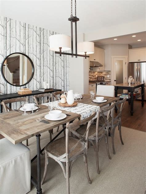 Restoration Hardware Flatiron Dining Table   Contemporary