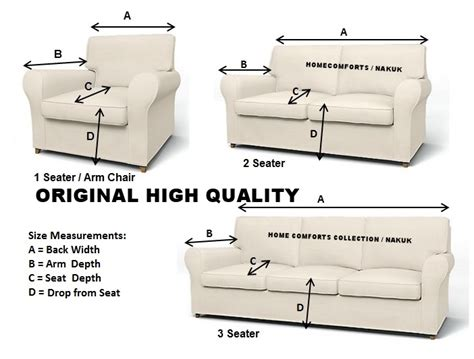 standard couch cushion size what to consider when purchasing slip covers for your