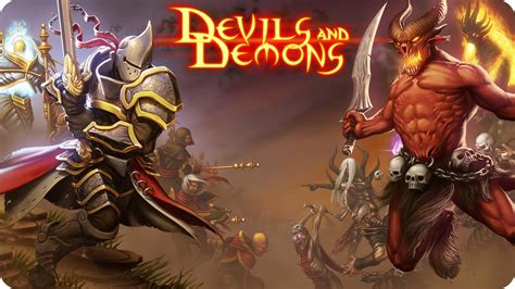 and demons devils and demons ios android gameplay