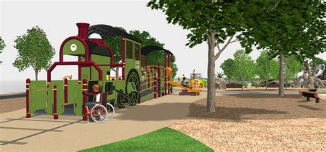 park gainesville depot park playground inspired by industry gainesville s history news