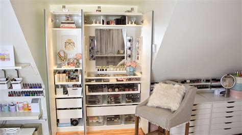 vestidor meaning dose of lisa pullano my makeup tour storage ideas