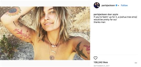 gorgeous paris jackson unseen paris jackson shares unseen footage of herself and prince