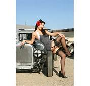 Hot Rod Pin Up Rods N Ups Go