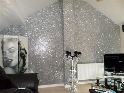 grey glitter wallpaper in bedroom sample glitter wallpaper chunky fabric gold silver