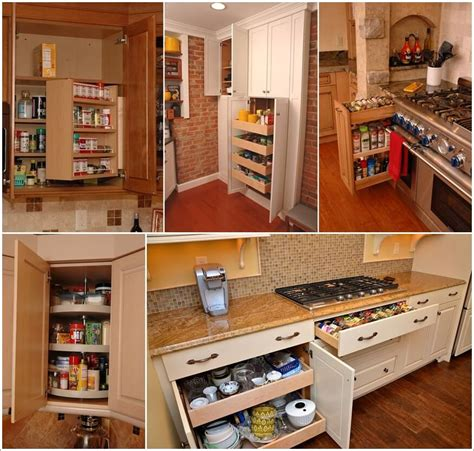 kitchen cabinet accessories 11 cool and clever accessories for your kitchen cabinets