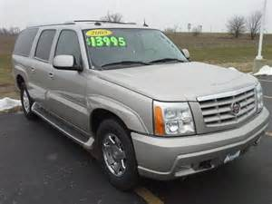 2008 Cadillac Escalade Platinum For Sale Find Used 2008 Cadillac Escalade Esv Platinum Sport