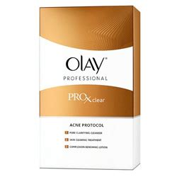 Olay Pro X Clear Acne Protocol fresh on the market new products worth trying