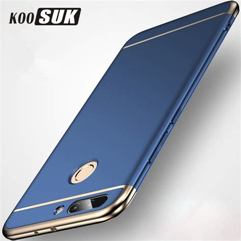huawei honor 9 v9 gold plated back cover for huawei