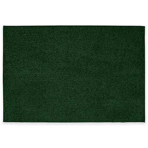 Forest Green Bath Rugs Buy 5 Foot X 8 Foot Bathroom Rug From Bed Bath Beyond
