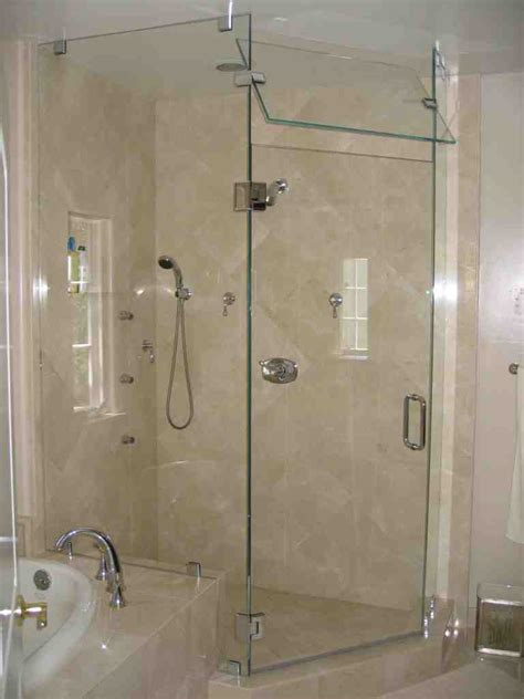 Frameless Glass Shower Doors Home Depot Decor Ideasdecor Frameless Shower Doors Home Depot